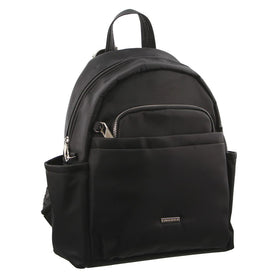 Pierre Cardin Anti-Theft Backpack - Black
