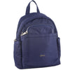 Pierre Cardin Anti-Theft Backpack - Navy