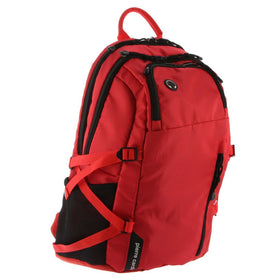 Pierre Cardin Adventure Nylon Backpack - Red