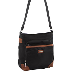 Pierre Cardin Anti-Theft Cross Body Bag