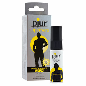 Pjur Superhero Performance Spray For Longer Performance