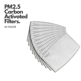 Simpli PM2.5 Replacement Filters 10 Pack