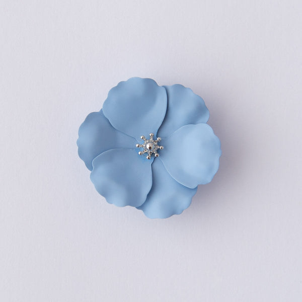 Charity By Design Bloom Petunia Brooch (3 Colours Avail)