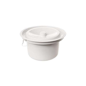Rebotec Bucket Shower Commode Chair Pail