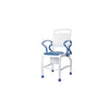 Rebotec Koln Bedside Commode Chair