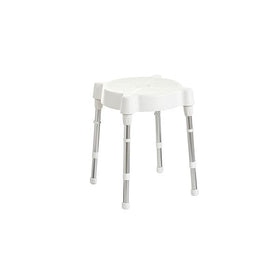 Rebotec Verona Round Shower Stool