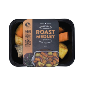 Roast Medley Mixed Vegetables