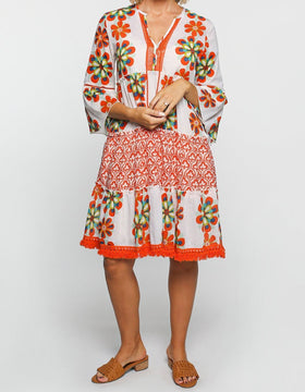 Scout Dress in Summer Love