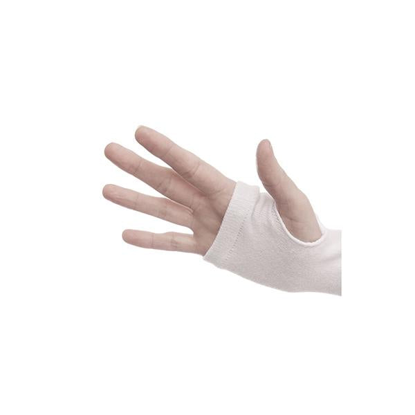Skin Protectors For Arms White Pair