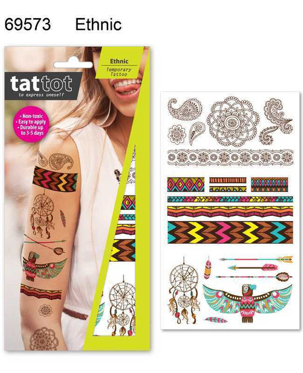 Tattoo MD Ethnic Color
