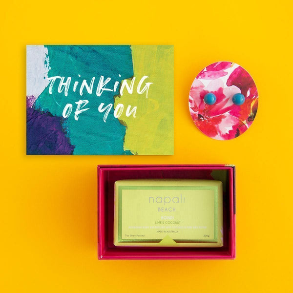 'Thinking Of You' Gift Pack (5 Options Avail)