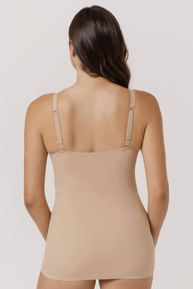 Curve Control Ultimate Cami with adjustable straps