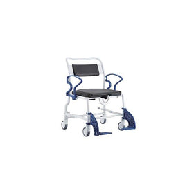 Wide Bariatric Shower Commode Chair