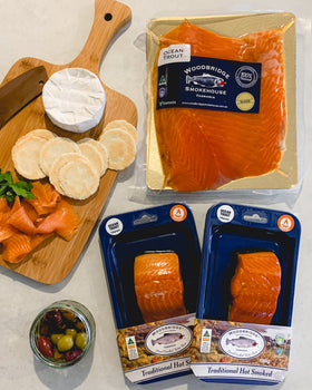 Woodbridge Smokehouse Ocean Trout Pack