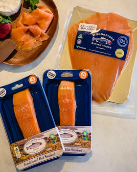 Woodbridge Smokehouse Salmon Pack