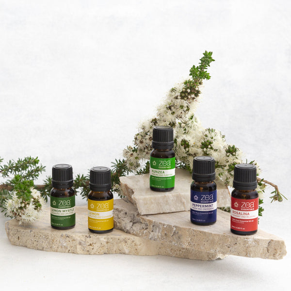 Australian Natives Essential Oil Collection
