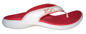 NEAT ZORI RED ORTHOTIC THONG
