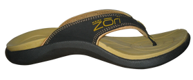 NEAT ZORI TAN ORTHOTIC THONG