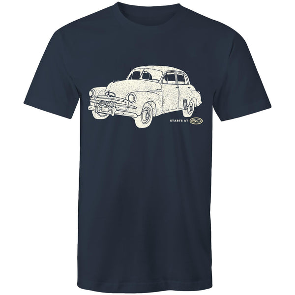FJ Holden/They don't make 'em - Starts at 60 Mens T-Shirt - (Front/Back)