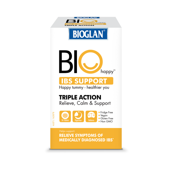 Bioglan BIO Happy IBS Support 50s