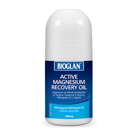 Bioglan Active Magnesium Recovery Oil 100mL