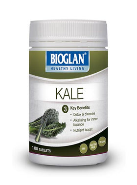 Bioglan SuperFoods Kale Tablets 100s