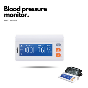 Simpli Sleeve Blood Pressure Monitor