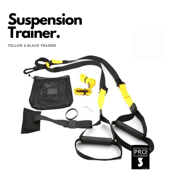 Simpli Suspension Trainer Pro3 Yellow