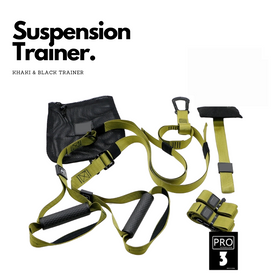 Simpli Suspension Trainer Pro3 Khaki
