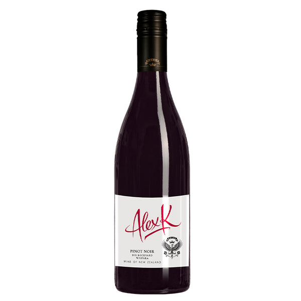 Alex K Big Backyard Pinot Noir 2016
