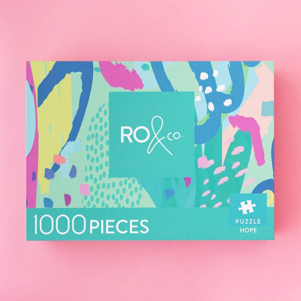 PRE-ORDER RO&CO - 1000pc Hope Puzzle