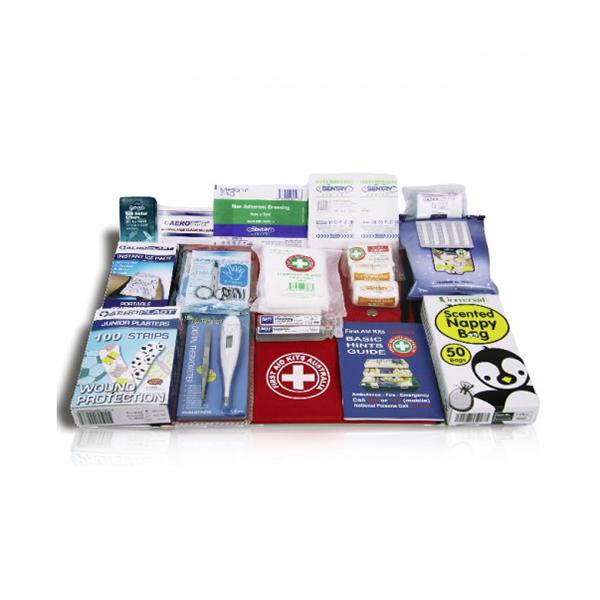 Toddler And Baby First Aid Kit