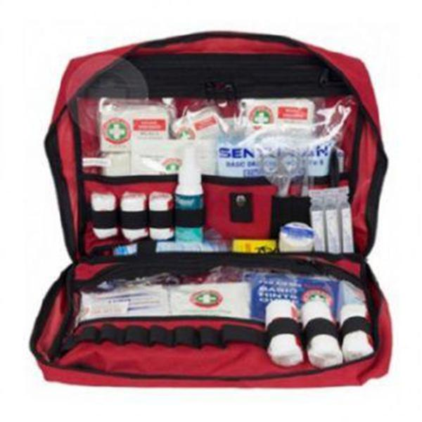 General Workplace First Aid Soft Pack Kit