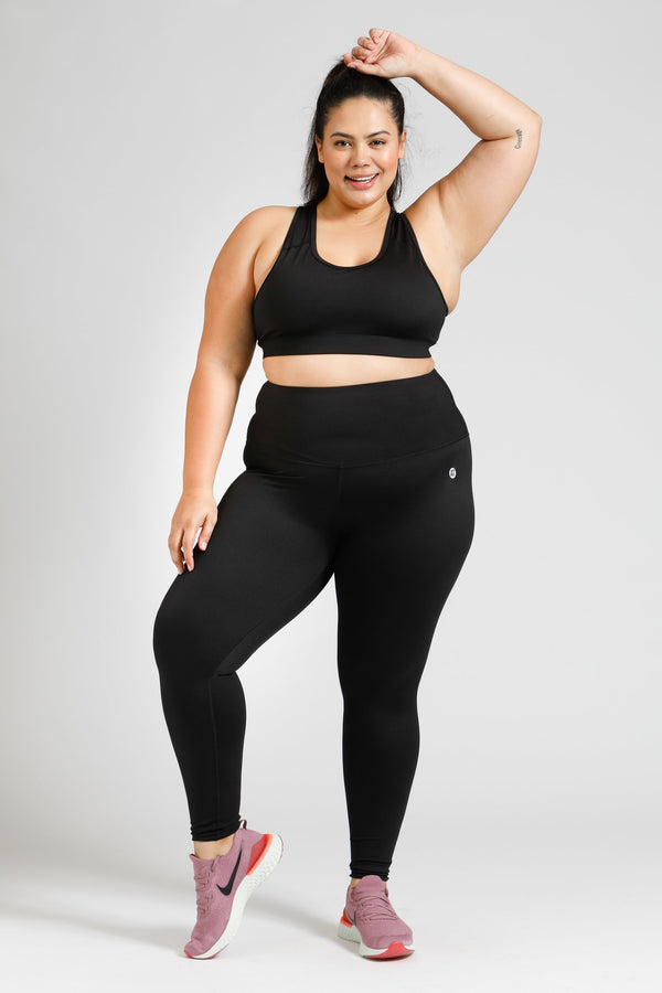 Essential Full Length Tight - Black