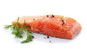 Fresh Atlantic Salmon Portions 200g
