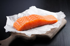 Fresh Ocean Trout Portions 200g