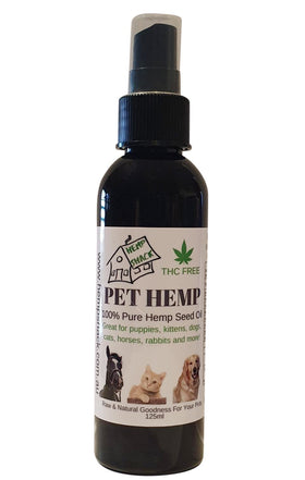Fantastic Pet Hemp Spray - 100% Pure 125ml