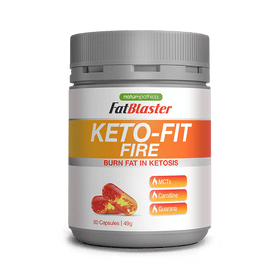 FatBlaster Keto-Fit Fire 60s