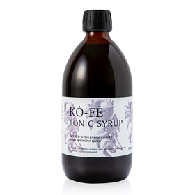 kȯ-fē tonic syrup 500ml