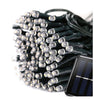 30M 300 Led String Solar Powered Fairy Lights Garden Decor Cool White