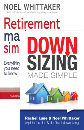 Retirement Made Simple + Downsizing Made Simple Bundle