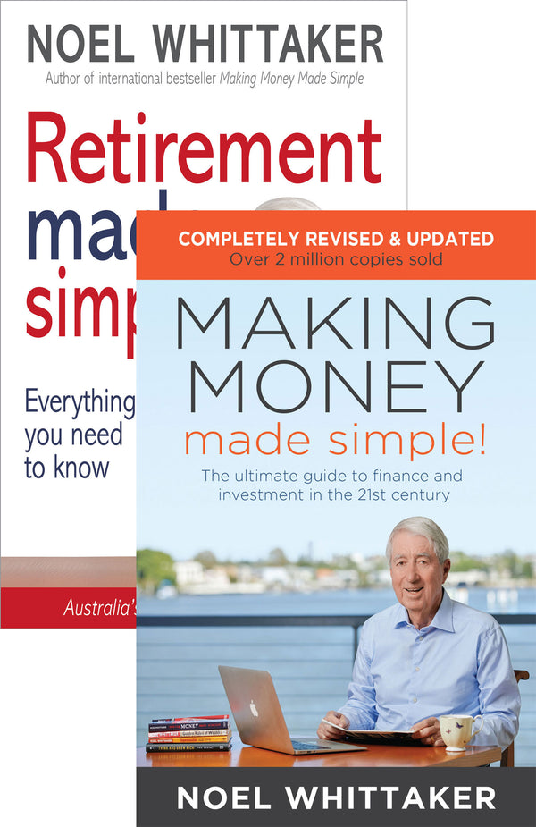 Retirement Made Simple + Making Money Made Simple Bundle