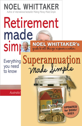 Retirement Made Simple + Superannuation Made Simple Bundle