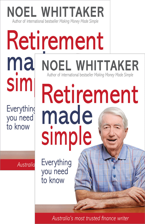 Retirement Made Simple Two Book Bundle