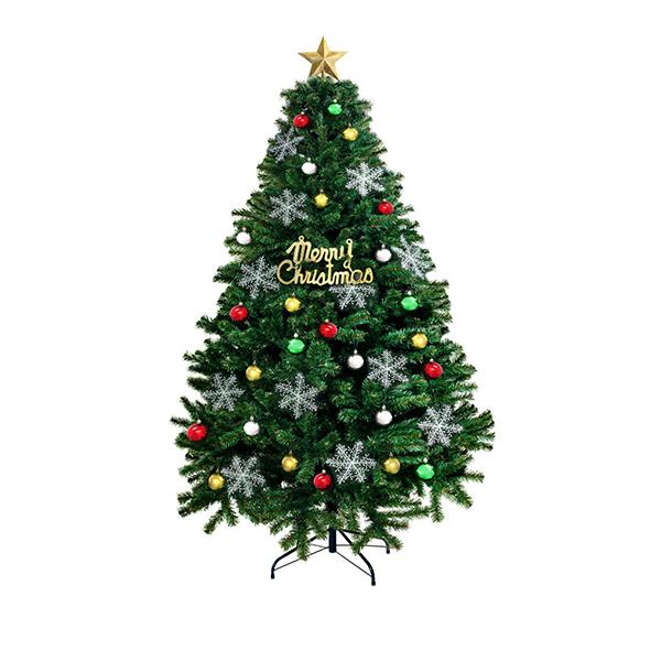 Christmas Tree Xmas Decorations Plastic Ball Baubles With Led Light