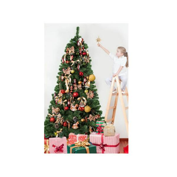 8Ft Christmas Tree 1000 Tips Green