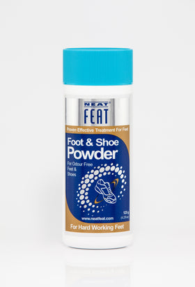 NEAT FEAT FOOT & SHOE POWDER 125 G 2 FOR 1
