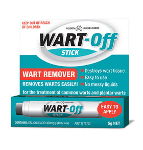 Wart Off Stick