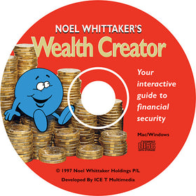 Noel Whittaker Wealth Creator CD-Rom