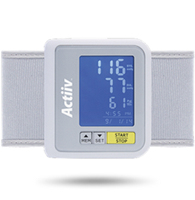 Simpli Wrist Blood Pressure Monitor